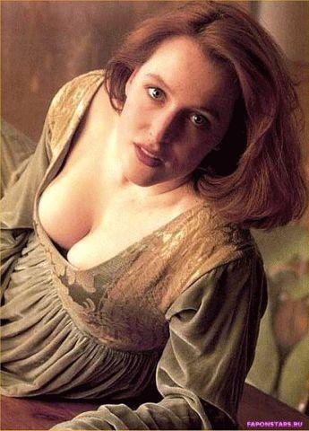 Gillian Anderson / Джиллиан Андерсон красивая