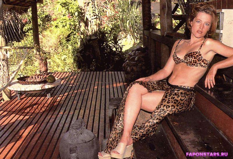 Gillian Anderson / Джиллиан Андерсон сексуальная фото