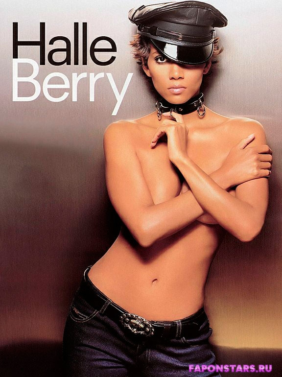 Halle Berry / Хэлли Берри на сцене
