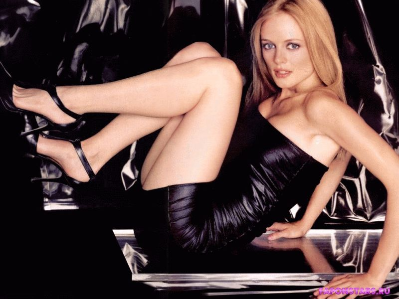 Heather Graham / Хизер Грэм секси