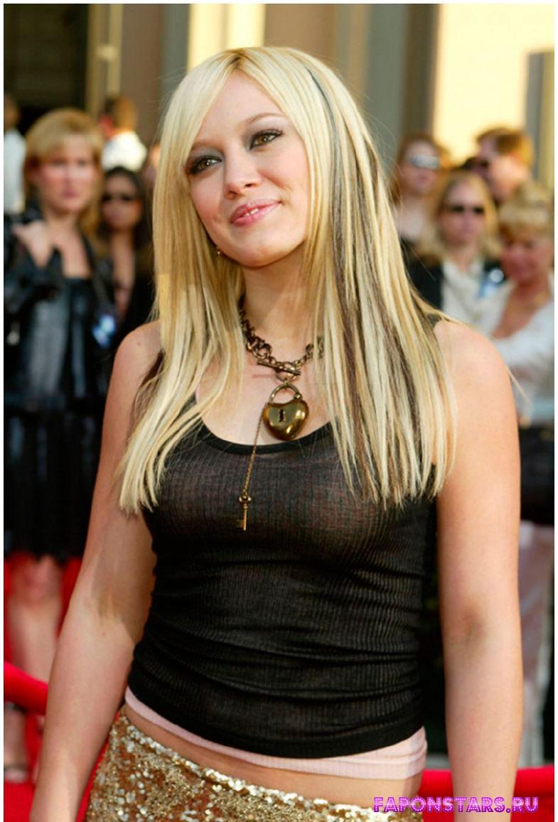 Hilary Duff / Хилари Дафф голая