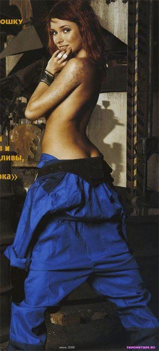 Ирена Понарошку красивая