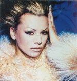 красивое лицо Ирины Салтыковой