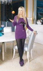 сексапильная дамочка звезда 90х Ирина Салтыкова в своем обоняке