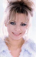 лицо Ирины Салтыковой в молодости