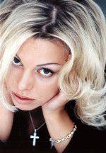 Красавица Ира Салтыкова и ее сексуальный взгляд