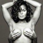 Janet Jackson / Джанет Джексон голая обнаженная сексуальная декольте