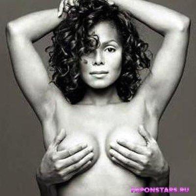 Janet Jackson / Джанет Джексон фотосессия в эротическом журнале