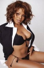 Janet Jackson / Джанет Джексон голая фото