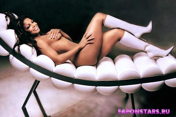 Janet Jackson / Джанет Джексон фото в стиле ню