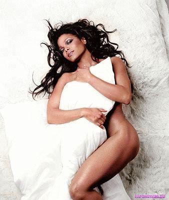 Janet Jackson / Джанет Джексон обнаженная фото