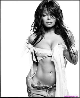 Janet Jackson / Джанет Джексон фото полуголая секси