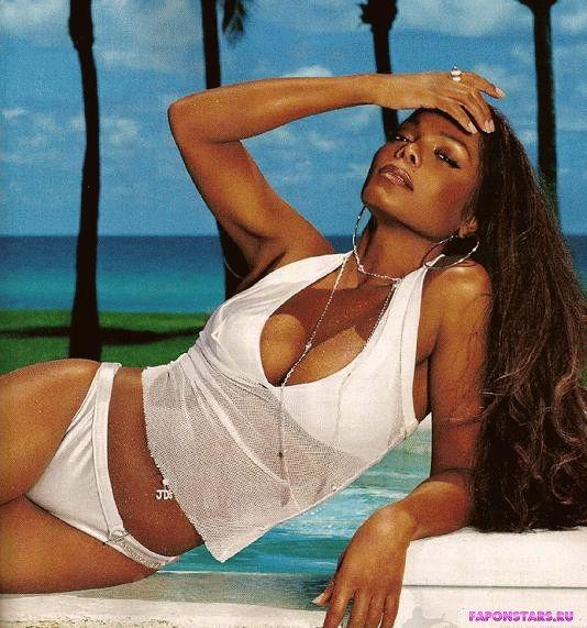 Janet Jackson / Джанет Джексон неудачное фото