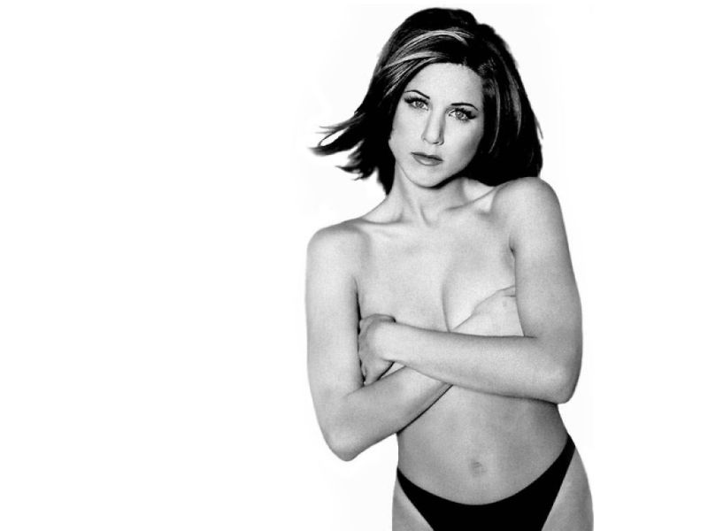 Jennifer Aniston / Дженнифер Энистон в журнале