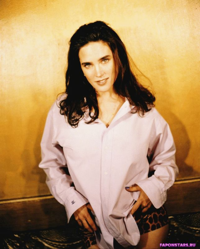 Jennifer Connelly / Дженнифер Коннелли засвет обнаженка