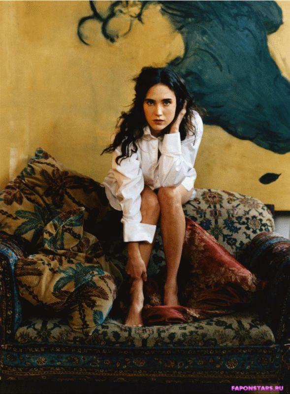 Jennifer Connelly / Дженнифер Коннелли фото в стиле ню