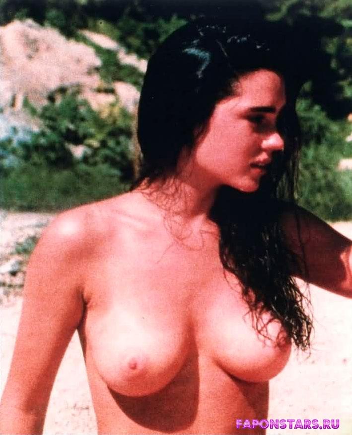 Jennifer Connelly / Дженнифер Коннелли фотосессия в эротическом журнале