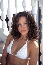 полуобнаженная сексуальная Дженнифер Лопес в бикини