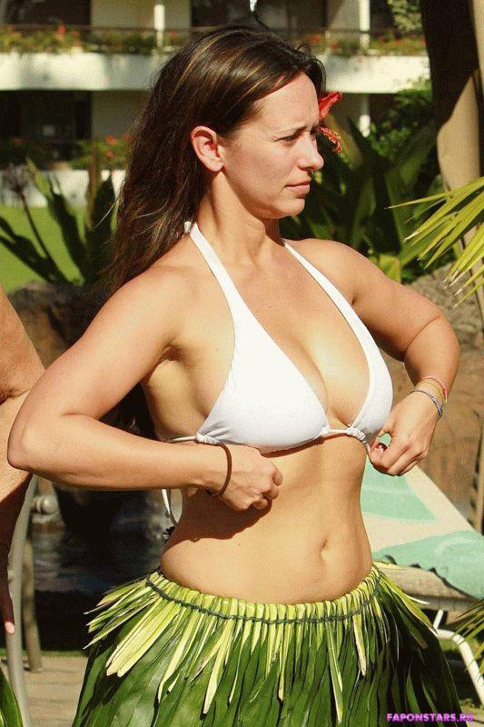 Jennifer Love Hewitt / Дженнифер Лав Хьюитт фото в стиле ню