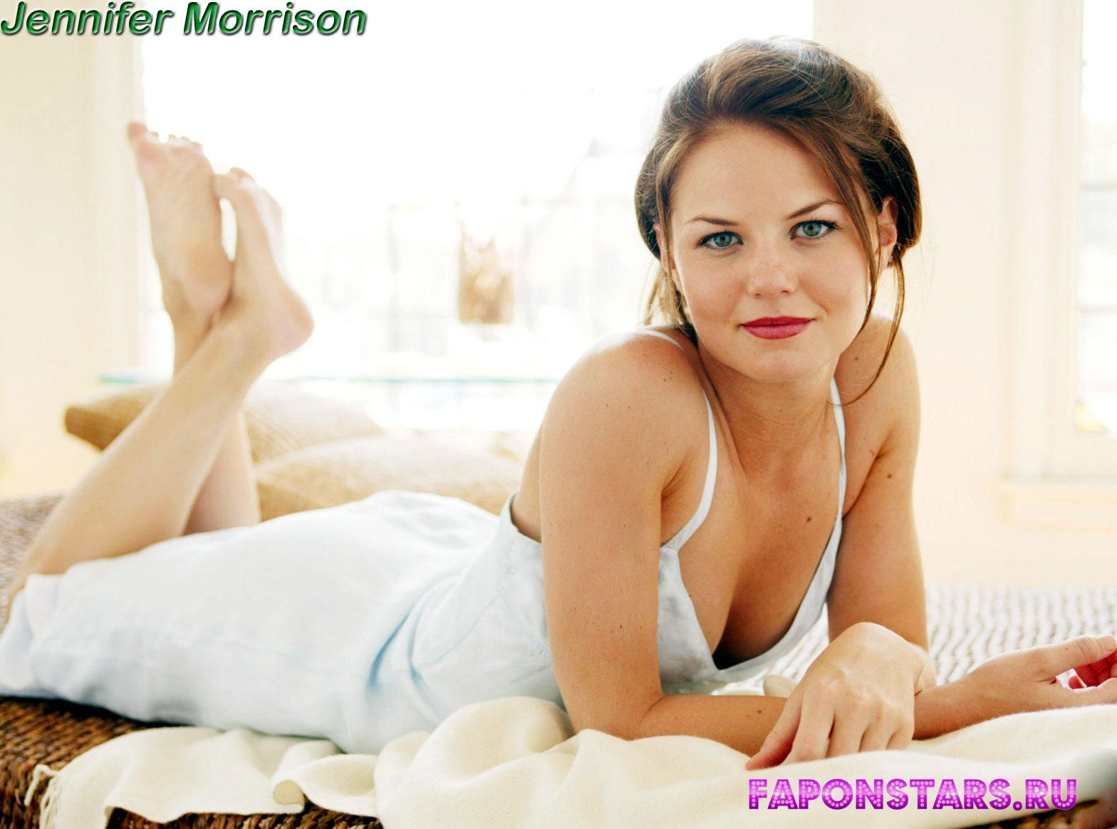 Jennifer Morrison / Дженнифер Моррисон интимное фото