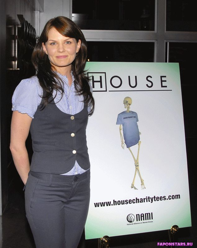 Jennifer Morrison / Дженнифер Моррисон домашнее фото