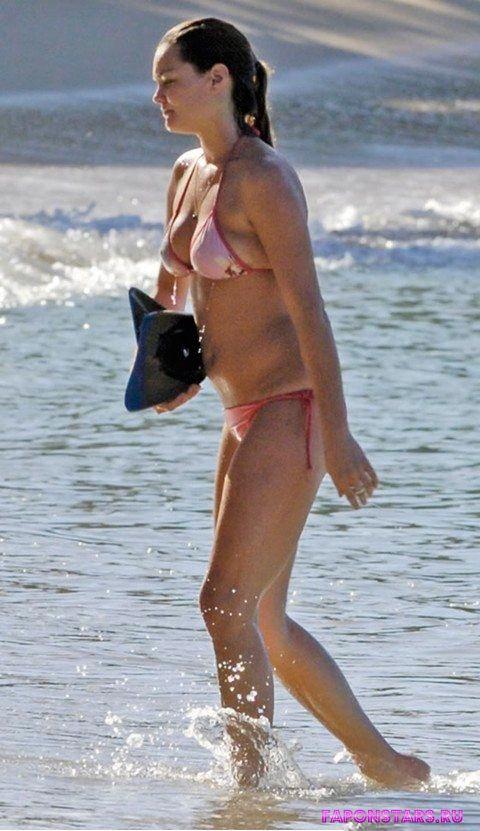 Jennifer Morrison / Дженнифер Моррисон сексуальная фото