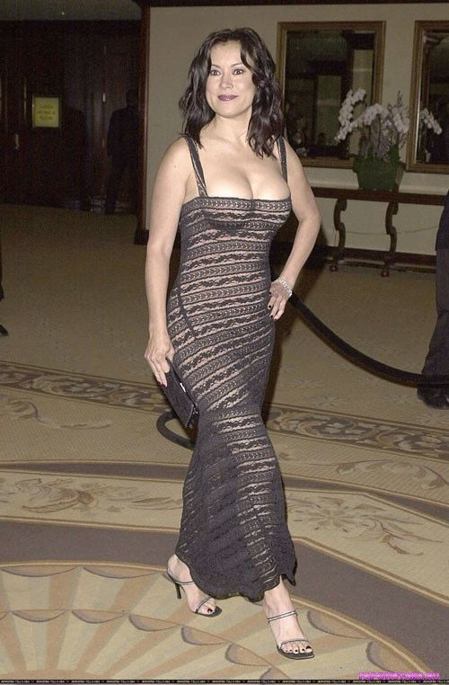 Jennifer Tilly / Дженнифер Тилли редкое фото