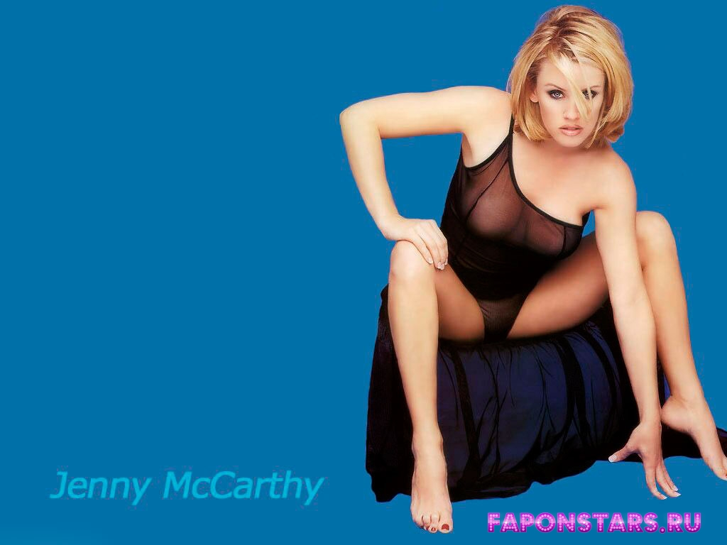 Porn jenny mccarthy