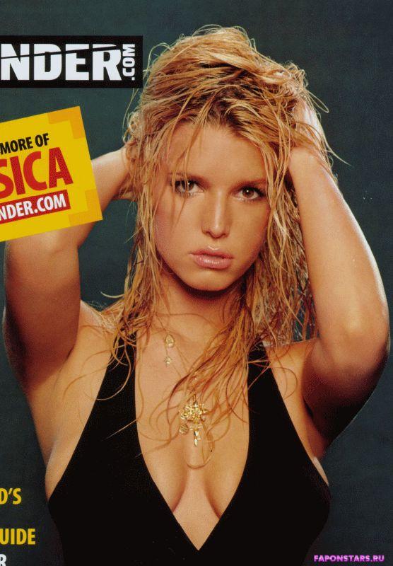 Jessica Simpson / Джессика Симпсон сексуальная фото