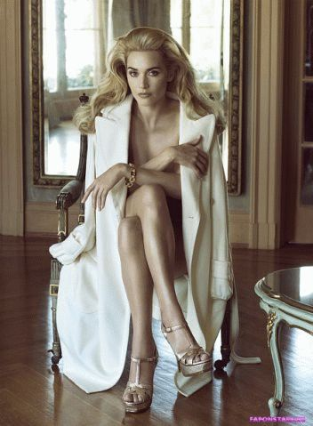 Kate Winslet / Кейт Уинслет фото из журнала maxim