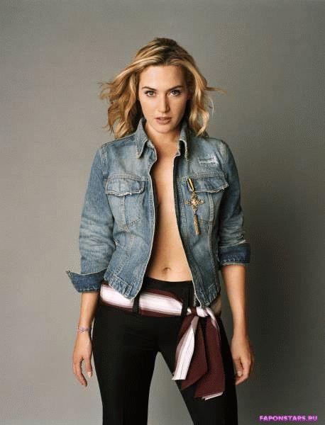 Kate Winslet / Кейт Уинслет фото в стиле ню