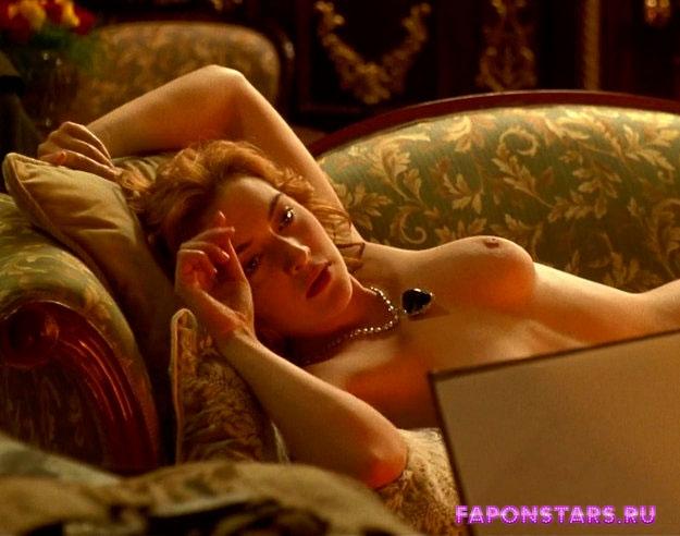 Kate Winslet / Кейт Уинслет в откровенном наряде