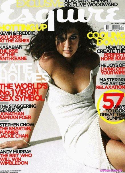 Katie Holmes / Кэти Холмс интимное фото