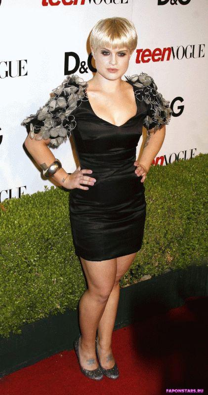 Kelly Osbourne / Келли Осборн в нижнем белье