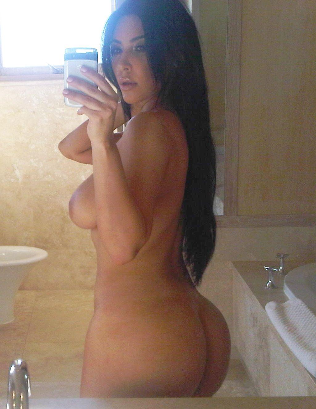 All Kim Kardashian Nude