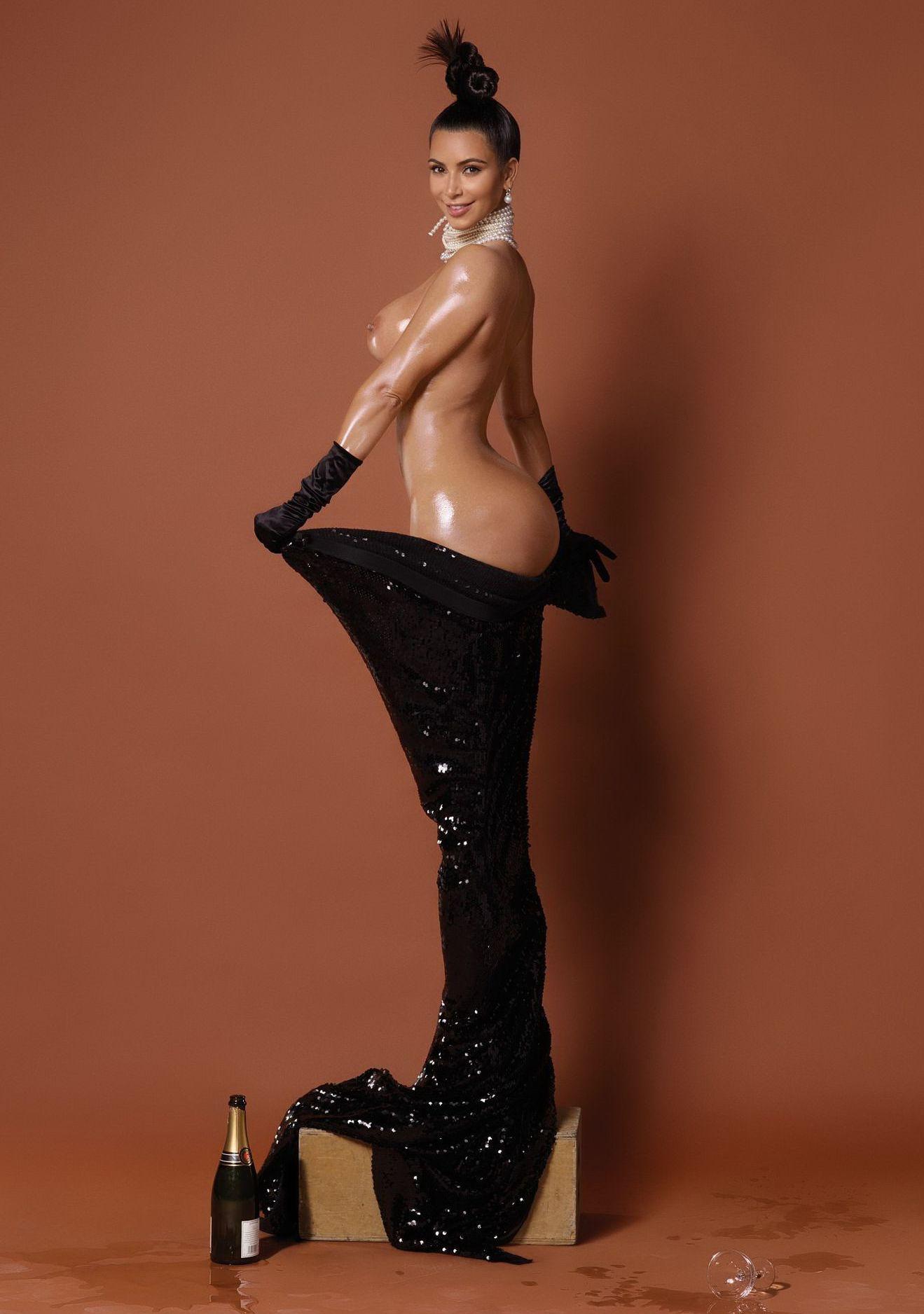 Kim Kardashian / Ким Кардашян фото полуголая секси