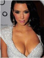 Kim Kardashian / Ким Кардашян голая фото