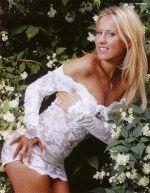 полуобнаженная Ксения Собчак в очень откровенном платье с декольте