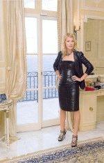 Ксения Собчак в строгом деловом костюме чертовски сексуальна