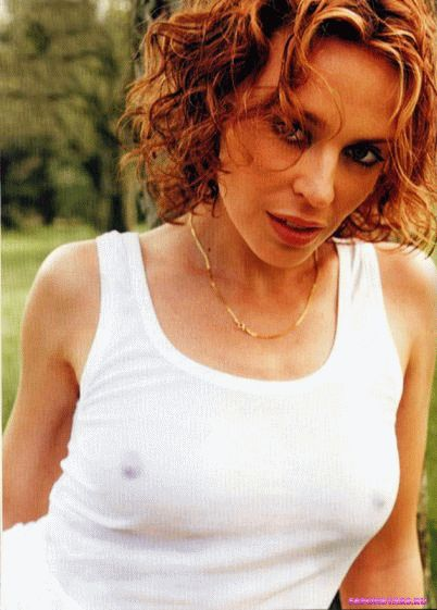 Kylie  Minogue / Кайли Миноуг фото из журнала maxim