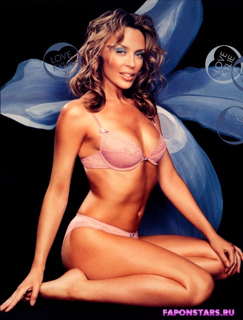 Kylie  Minogue / Кайли Миноуг обнаженная