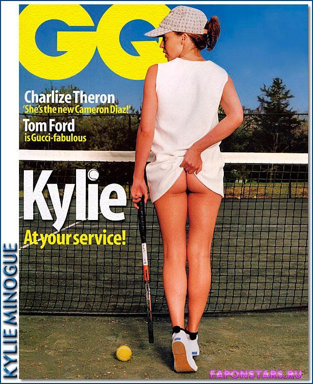 Kylie  Minogue / Кайли Миноуг засвет обнаженка