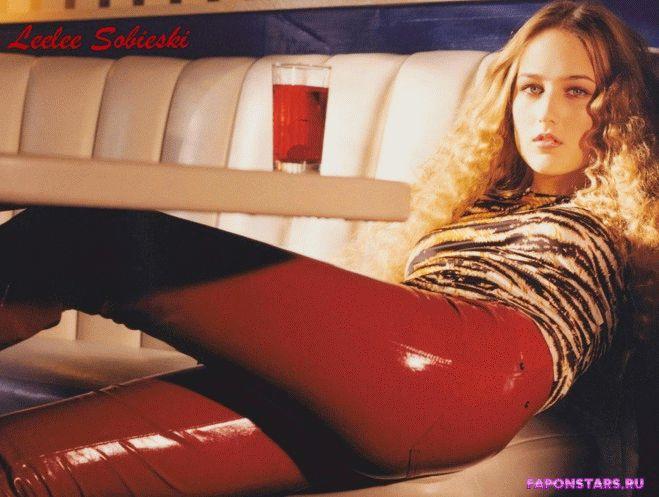Leelee Sobieski / Лили Собески фото полуголая секси