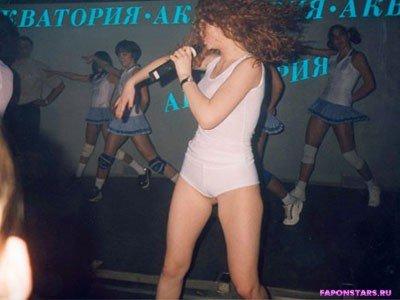Лена Катина неудачное фото