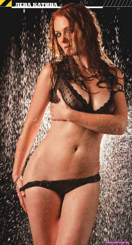 Лена Катина голая фото