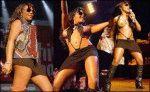 Lil Kim / Лил Ким голая обнаженная сексуальная декольте