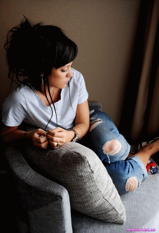 Lily Allen / Лили Аллен красивая