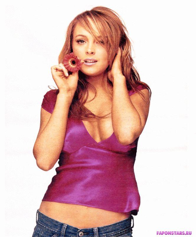 Lindsay Lohan / Линдси Лохан фото в стиле ню