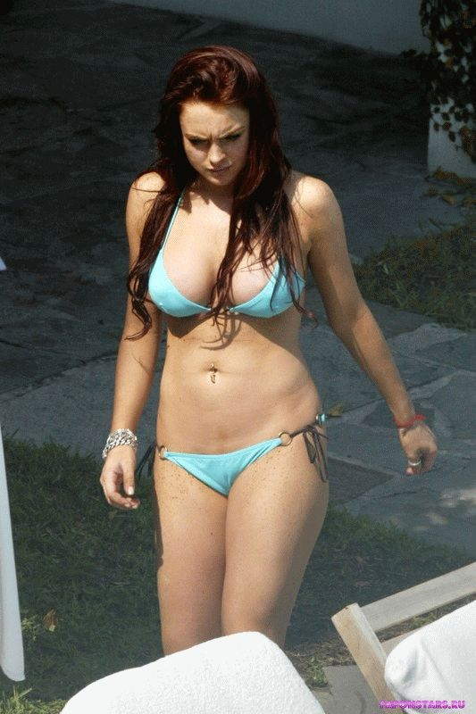 Lindsay Lohan / Линдси Лохан секретное фото