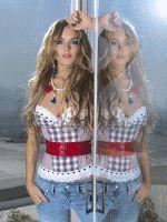 Lindsay Lohan / Линдси Лохан голая обнаженная сексуальная декольте